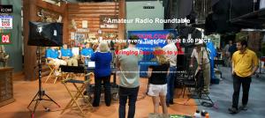 W5KUB broadcast