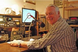 photo of Bob Mims, WA1OEZ