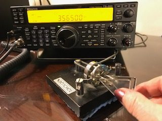 transceiver on MARI net frequency