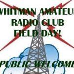 Whitman ARC Field Day logo