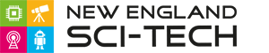 New England Sci Tech logo