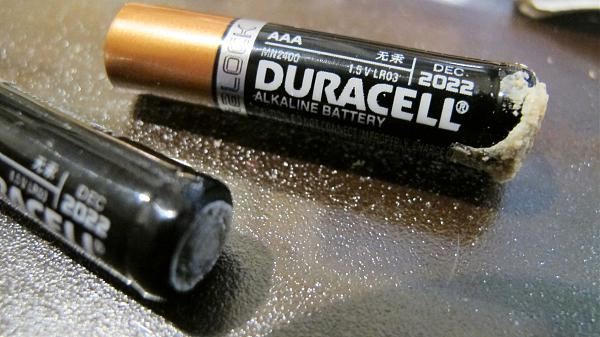 How to Clean After Corroded Batteries – Eastern Massachusetts ARRL