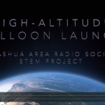 Nashua Area Radio Society high altitude balloon launch screenshot