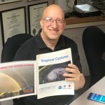 Rob Macedo, KD1CY featured on WILI SKYWARN interview