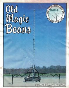 "SMH ARC ""Magic Beans"" portable tower on a trailer"