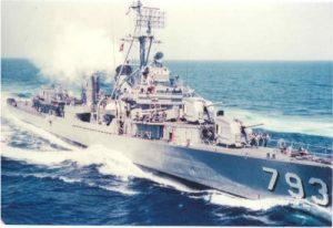 USS Cassin Young/ WW2DD