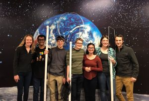 Olin students at New England Sci-Tech