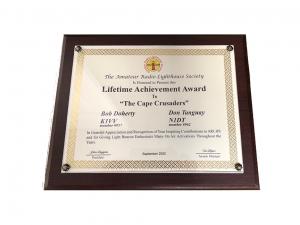 Photo of ARLH Lifetime Achievement Award
