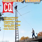 Cover of January 2021 CQ Magazine