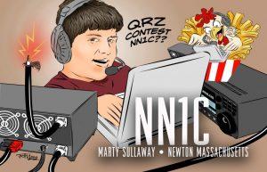 NN1C QSL card